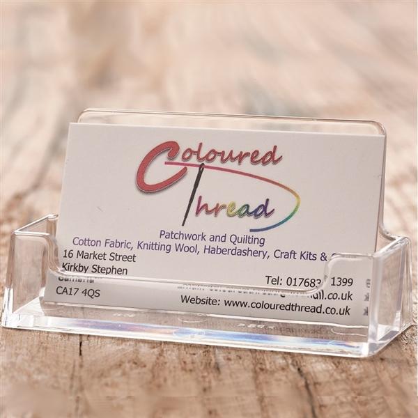 Business Card Holder - Landscape