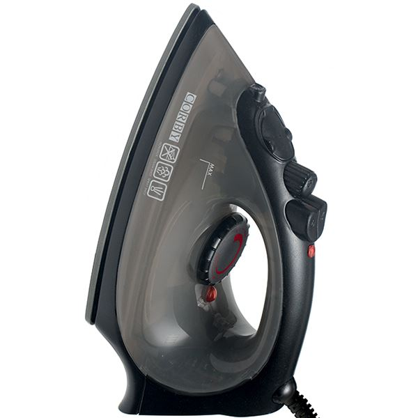 Corby Steam Iron Black