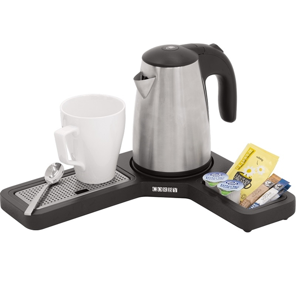 Corby Windermere Compact Corner Tray With Kettle