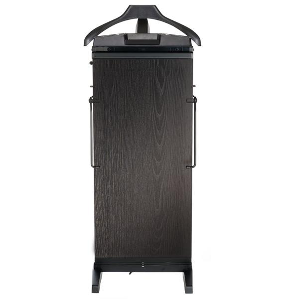 Corby Trouser Press 7700 Black Ash