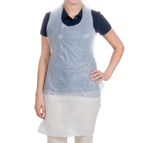 Disposable and Recyclable Cleaning Aprons