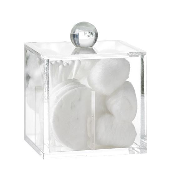 Acrylic Cube Container
