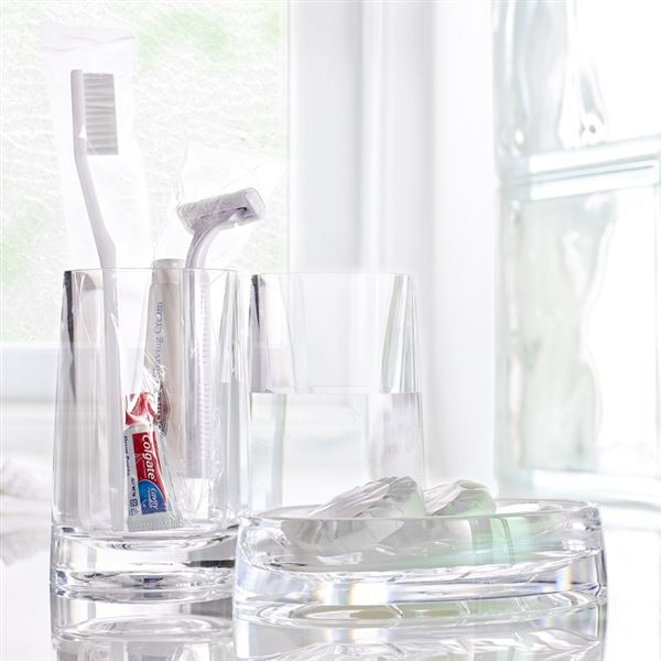 Clear Acrylic Soap Dish