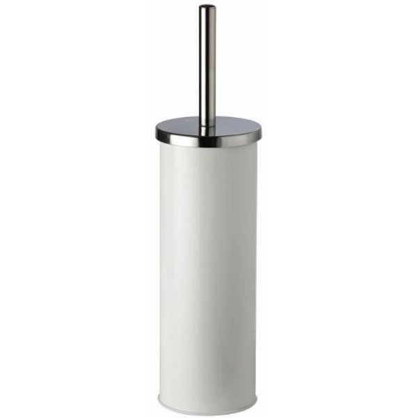Toilet Brush & Holder White