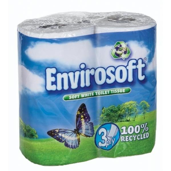 Envirosoft Toilet Rolls Pack of 40
