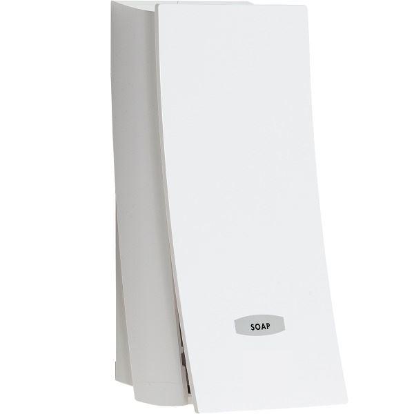 Wave Liquid Soap Dispenser White
