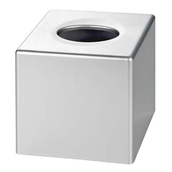 Corby Devon Cube Tissue Box Cover Satin