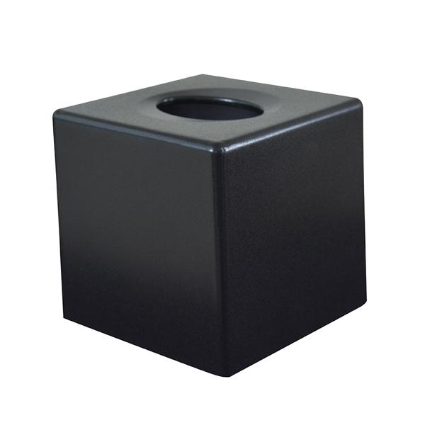 Corby Devon Cube Tissue Box Cover White