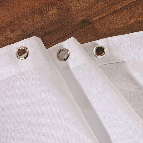 Plain Shower Curtain