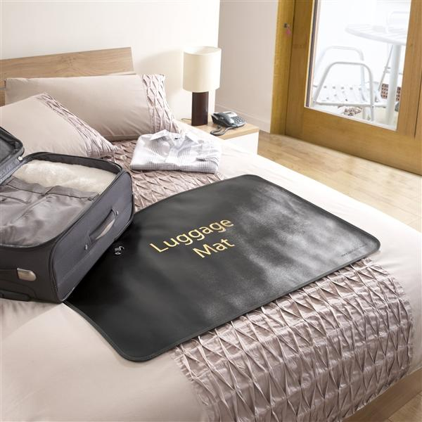 Luggage Mat Black