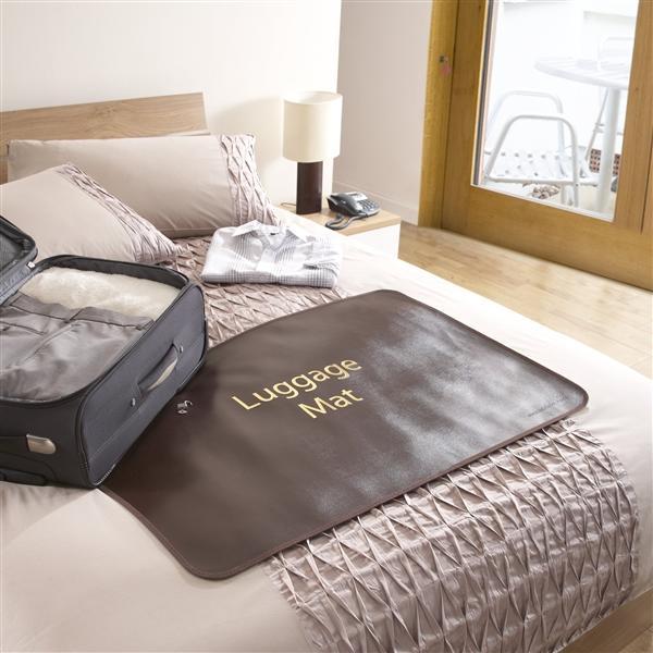 Luggage Mat Brown