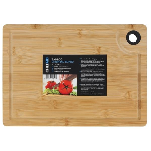 Chefaid Bamboo Chopping Board