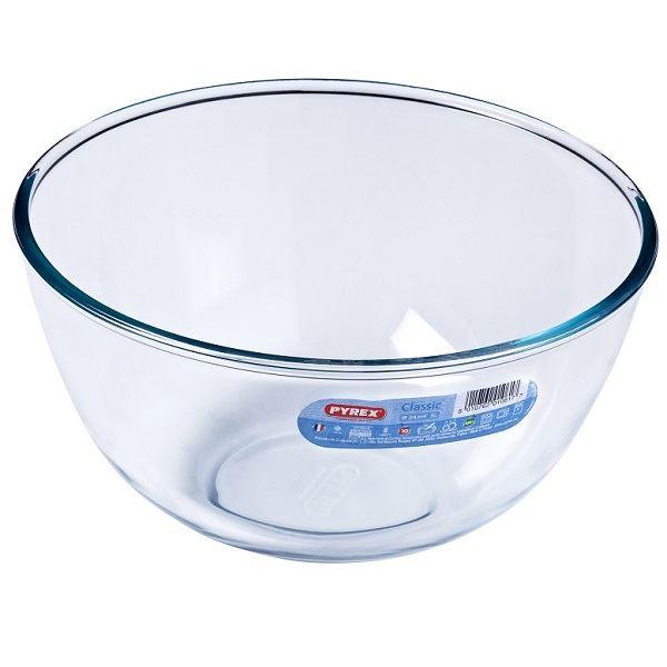 Pyrex Glass Mixing Bowl 3 Litre