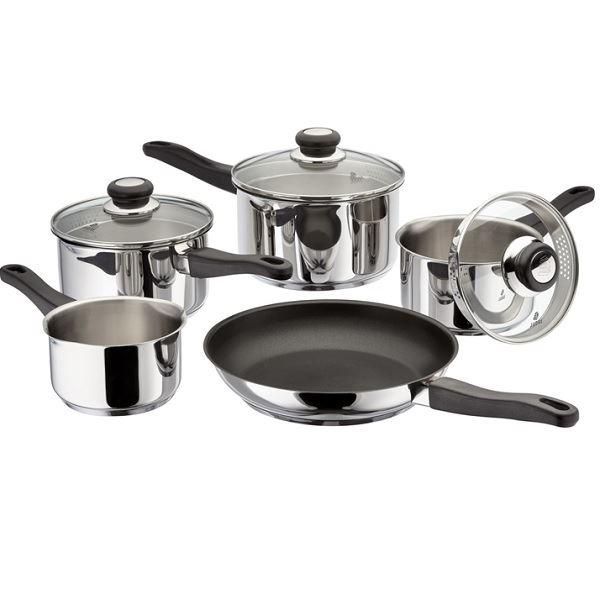 Judge Vista Draining Pans Set of 5
