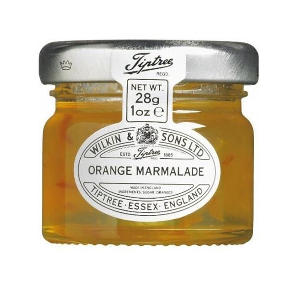 Tiptree Marmalade 28g Mini Jar Sample