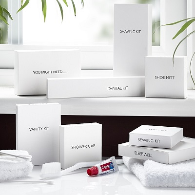 Hotel amenities and accessories