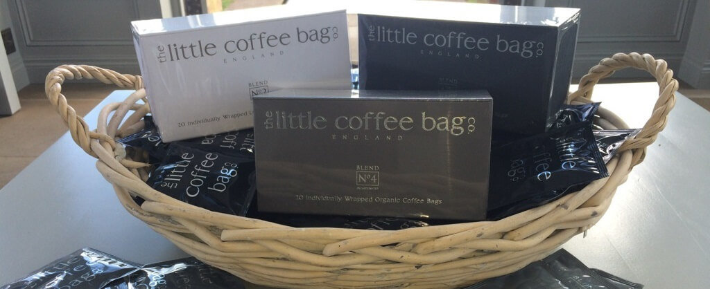 The Little Coffee Bag Co Product Not Found