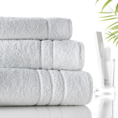 Shop for hotel towels from Out of Eden