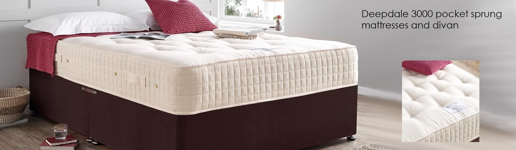Hotel Quality Beds Divans And Mattresses Out Of Eden