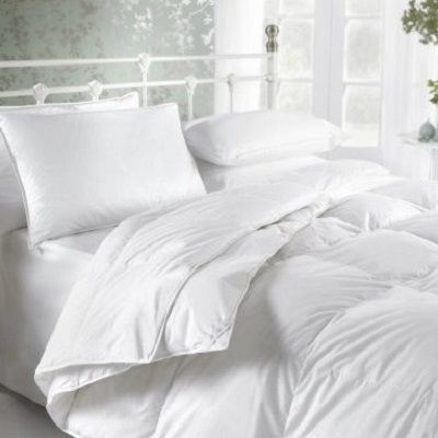 Duvets pillows mattress toppers and protectors