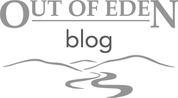 Out of Eden Blog logo