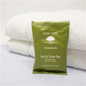 Basic Earth 20g Facial Bar Soap Sachet
