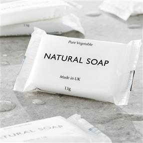 Natural Wrapped Soap