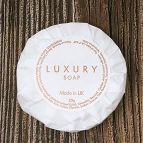 Luxury Wrapped Soap 20g