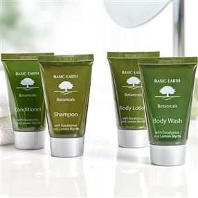 Concept Amenities Basic Earth Nourishing Shampoo 30ml Tube