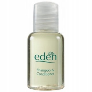 Eden Shampoo and Conditioner 25ml Bottle
