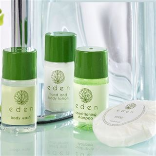 Luxury Hotel Toiletries and Amenities - Out of Eden