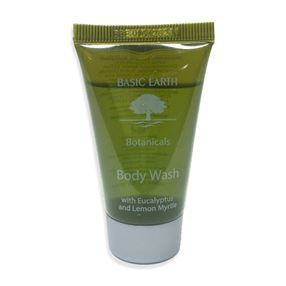 Basic Earth Body Wash 30ml Tube