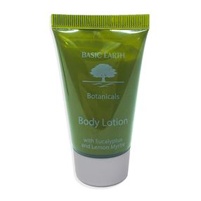 Basic Earth Botanicals Body Lotion 30ml Tube
