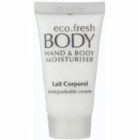 Eco Fresh Hand & Body Moisturiser 15ml Tubes