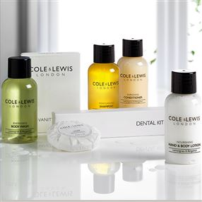 Cole & Lewis Cole & Lewis Lemongrass & Bergamot Hand & Body Lotion 50ml Bottle