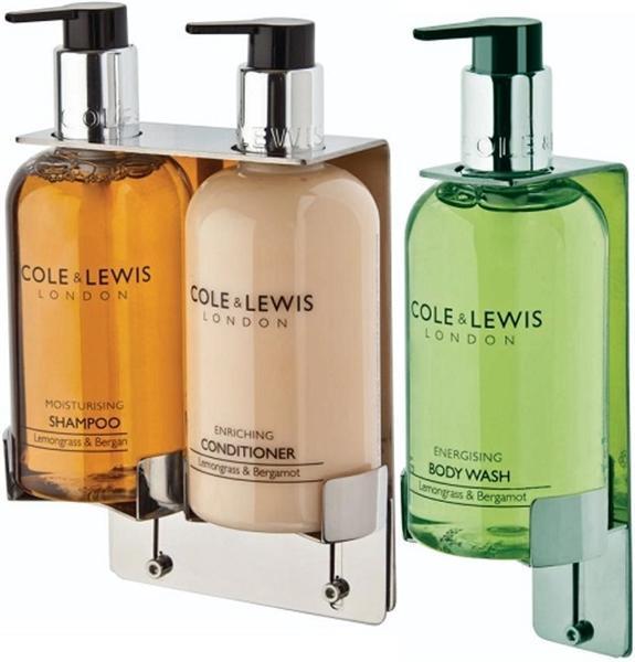 Cole Amp Lewis Lemongrass Amp Bergamot Shampoo Luxury