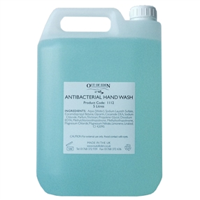 Classic Collection Antibacterial Hand Wash 5 litres