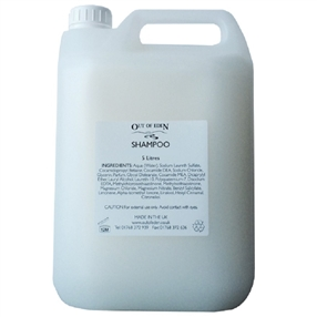 Shampoo, Lemon Blossom and Bergamont 5 litres
