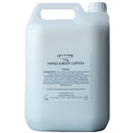 Hand and Body Lotion, Freesia and Mandarin 5 litres