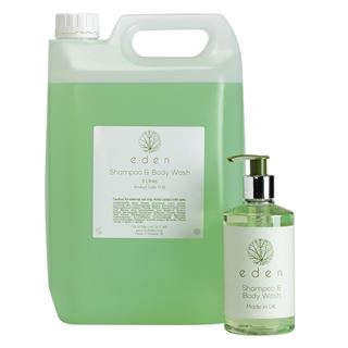 Out of Eden Eden Shampoo and Body Wash 5 litre Refill