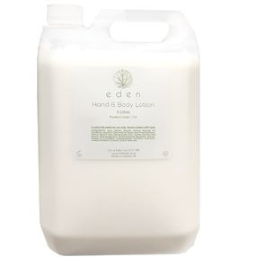 Eden Hand and Body Lotion 5 litre Refill