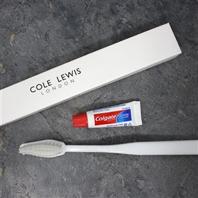 Cole & Lewis Dental Kit - Toothbrush & Toothpaste