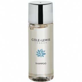 Cole & Lewis Silver Collection Shampoo 30ml Bottle