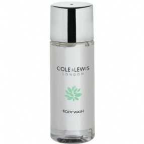 Cole & Lewis Silver Collection Body Wash 30ml Bottle