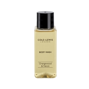 Cole & Lewis Orangewood & Neroli Body Wash