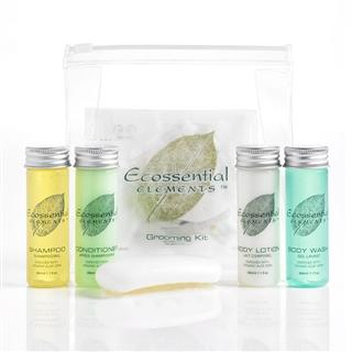 Ecossentials Toiletries & Amenities Welcome Pack