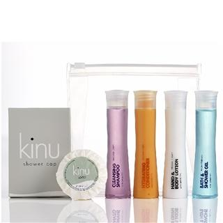 Kinu Toiletries & Amenities Welcome Pack