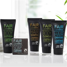 Fair CosmEthics Toiletries Welcome Pack