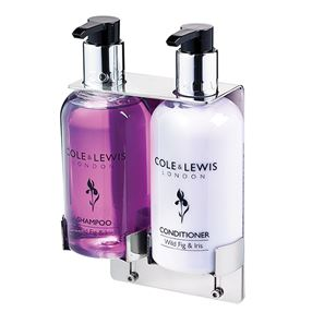 Cole & Lewis  300ml Cole and Lewis Wild Fig and Iris Shampoo
