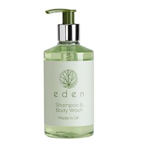 Eden Shampoo & Body Wash 300ml